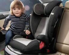 Безопасность детей во время перевозок